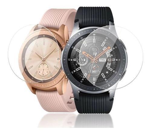 Vidrio Templado Samsung Galaxy Watch 42mm 46mm