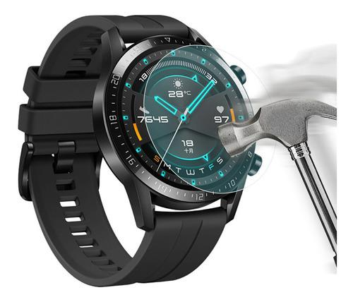 Vidrio Templado Smart Watch Huawei Gt2 46mm Entrega Inmediat