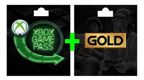 Xbox Live Gold + Game Pass 1 Mes