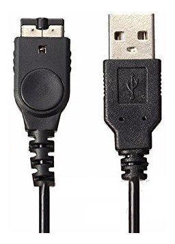 Cable de cargador usb power nintendo gbaspds de exlene®