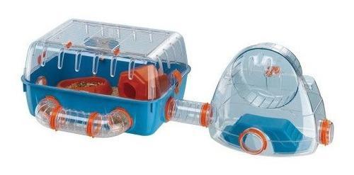 Ferplast Combi 2 Hamster Cage Con Accesorios