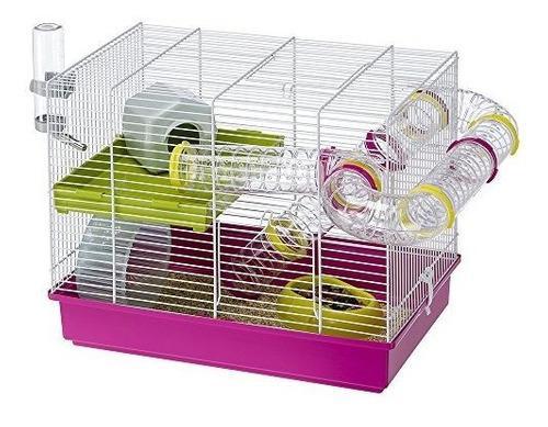 Ferplast Laura Hamster Cage Con Accesorios