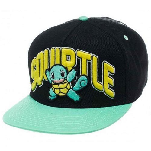 Gorra de béisbol de pokemon squirtle oficial nintendo