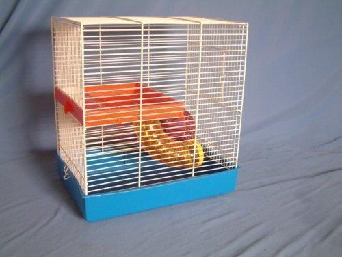 Jaula para pequeños animales pennine hamster den (14 x 10 x