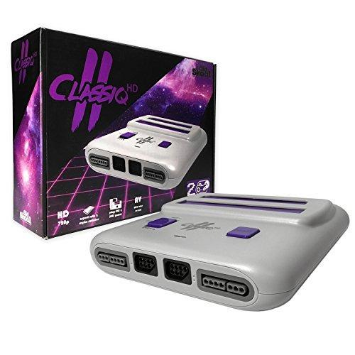 Sistema de videojuegos old skool classiq 2 hd 720p twin grey