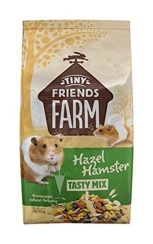 Supreme petfoods tiny friends granja hazel hamster tasty mix