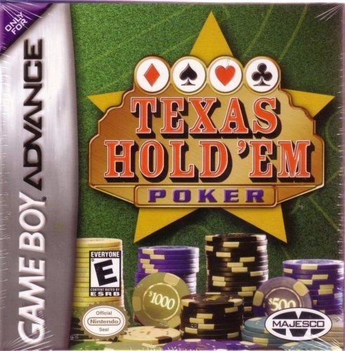 Texas hold em poker game boy advance coleccionistas