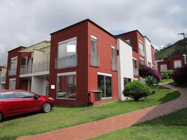 Alquiler casa conjunto sector san marcel,manizales _