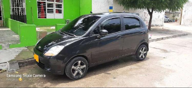 Chevrolet spark crono 2007 negro exelente estado, listo para