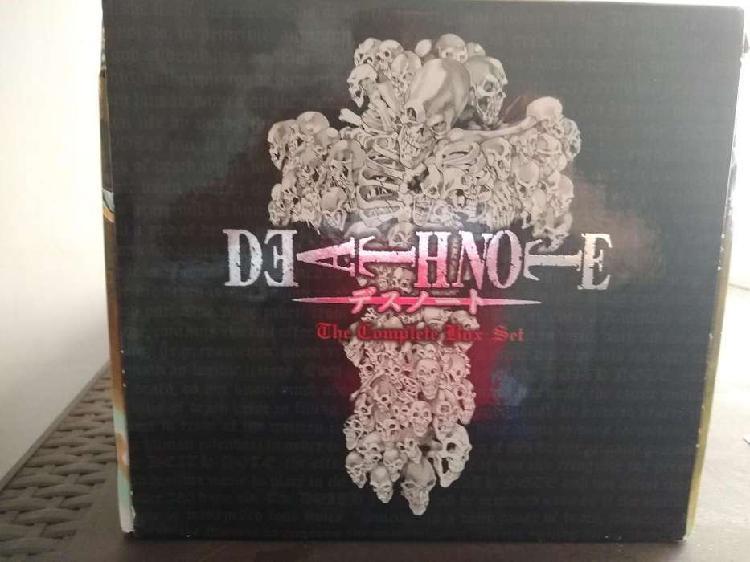 Death note colección completa