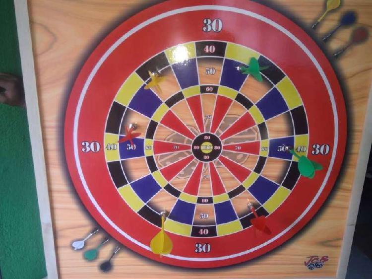 Juegos de mesa magneticos duales