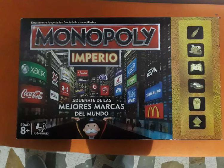 Multijuegos parques cartas monopolio