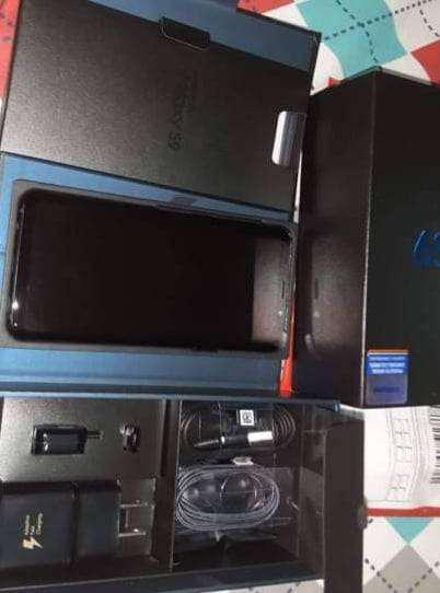 Vendo celular samsung s9 nuevo