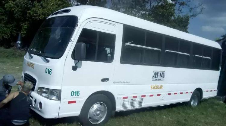 Buseta,buseton,microbus,venta o permuta por mayor capacidad