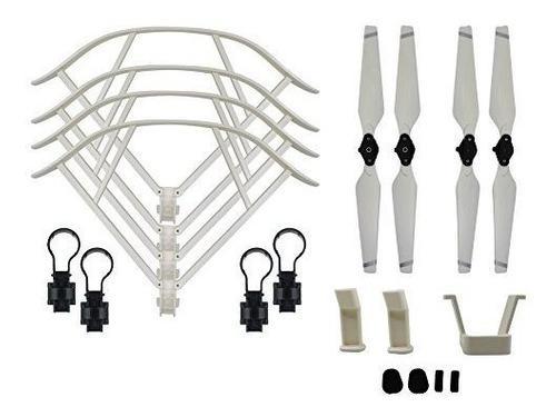 Btg parte kit para dji mavic pro rc drone helices de liberac