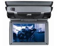 Jvc kvmr9010 monitor lcd ajustable con pantalla ancha para m