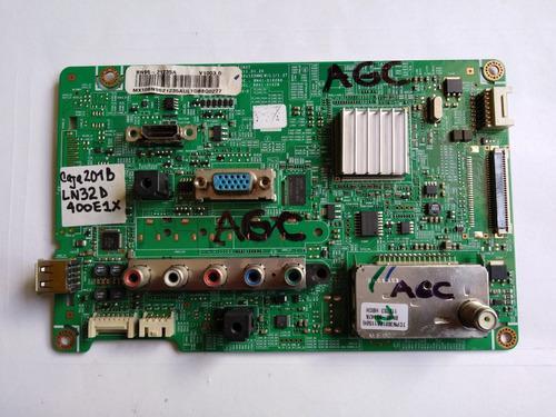 Main board o tarjeta principal tv lcd samsung ln32d400e1x