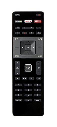 New xrt122 remote control for vizio lcd led hd tv.