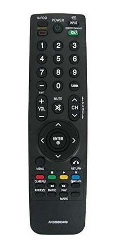 Nuevo control remoto akb69680409 apto para lg lcd led tv 42p