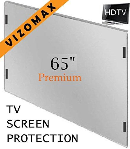 Protector pantalla vizomax tv 65 pulgadas lcd led plasma hdt