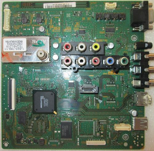 Repuesto main board tarjeta tv sony lcd klv32bx300