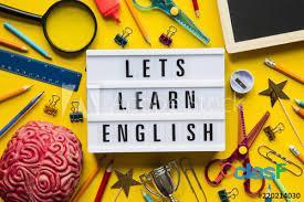 Clases de inglés y portugués intensivo nativo cupos 2020