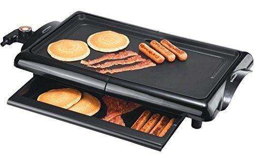 Brentwood ts-840 plancha electrica parrilla antiadherente