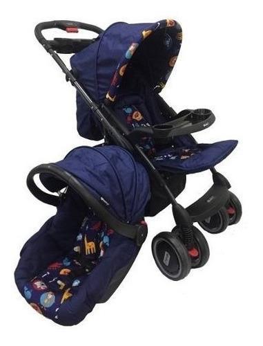 Coche para bebé ebaby 139 +silla para carro