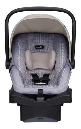 Evenflo litemax 35 riverstone silla carro porta bebe