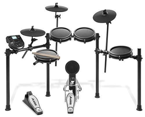 Kit de malla nitro alesis tambores | kit de bateria electron