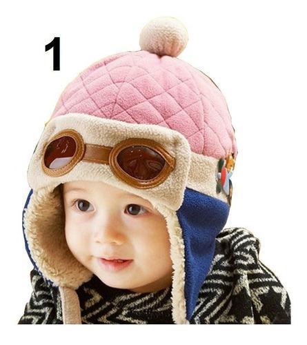 Gorro para bebe niño niña 6 meses a 4 años