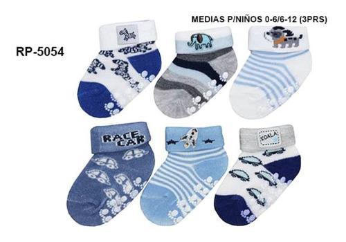 Medias calcetines set x 3 pares bebe niño niña oferta