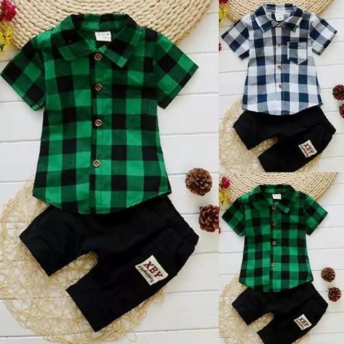 Ropa para niños diseño exclusivo conjunto de ropa