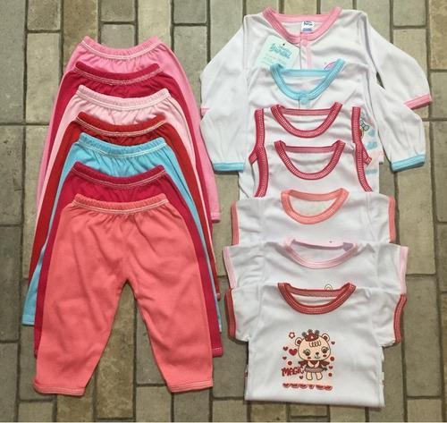 Semanario bebe (7 camisetas - 7 pantalones)