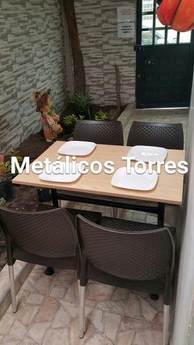 Sillas mesas para todo tipo de negocio restaurante