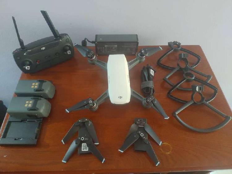 Dji spark drone fly more combo + adicionales
