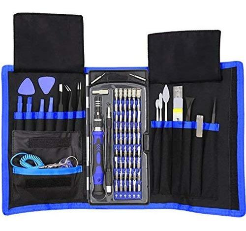 In precision set with magnetic driver kit, professio...