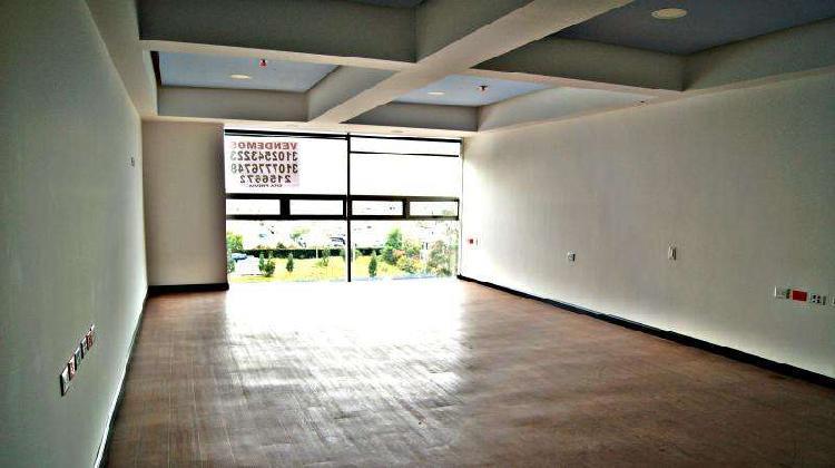 Oficina en venta en chia centro empresarial oxus