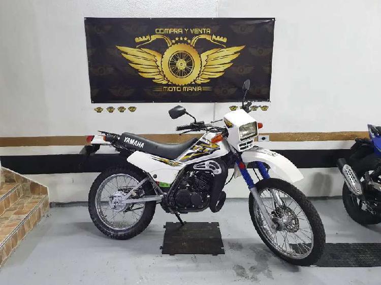 Yamaha dt 125 mod 1996 al día traspaso incluido