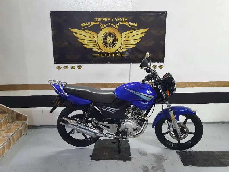 Yamaha libero 125 mod 2015 al día traspaso incluido