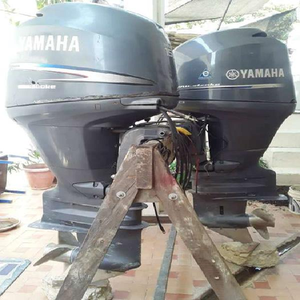 Vendo motores fuera de borda yamaha