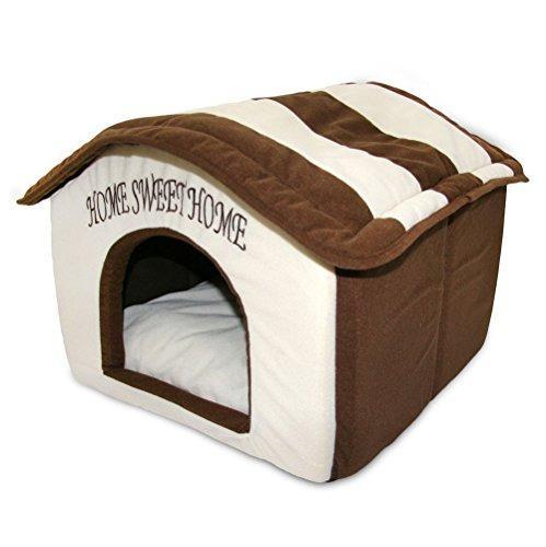 Cama casa de mascotas para interior portatil por best pet s