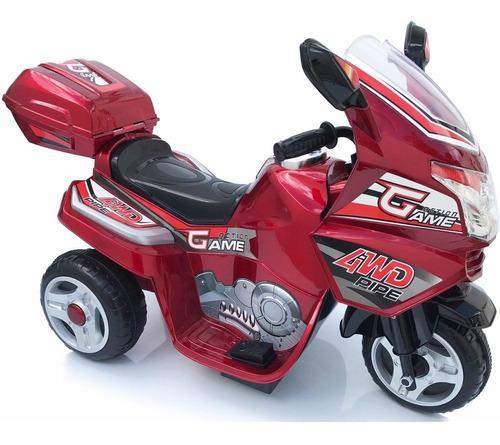 Moto carro montable bebe niño niña eléctrica juguete