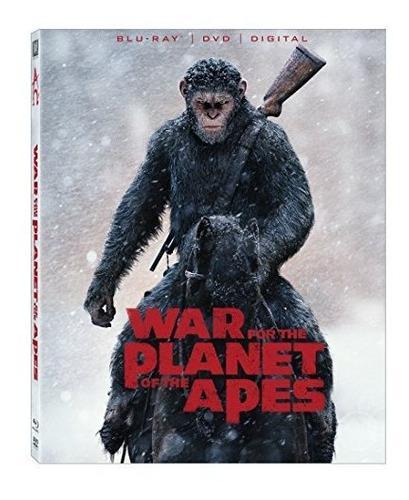 Guerra Por El Planeta De Los Simios [blu-ray]