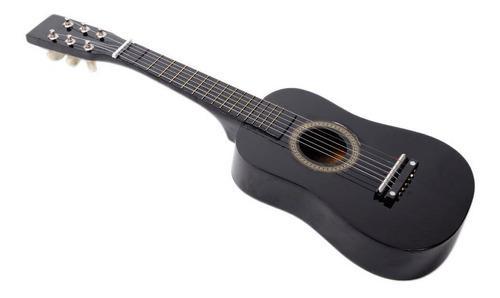 Guitarra acustica 23 pulgadas 15 trastes para niños y
