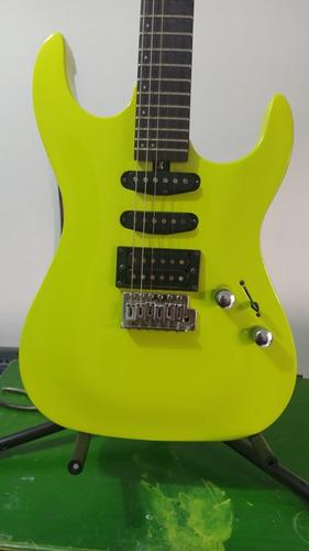 Guitarra eléctrica washburn aon series
