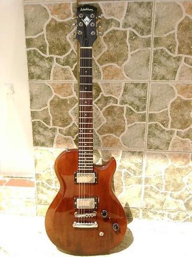 Guitarra eléctrica washburn wi14 modificada