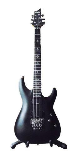 Id 705 guitarra eléctrica schecter demon 6fr como nueva