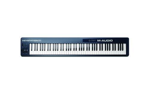 M audio keystation 88 mk2, controlador de teclado
