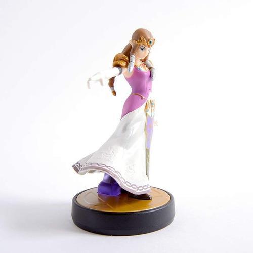 Amiibo zelda princesa nintendo wii u 3ds switch